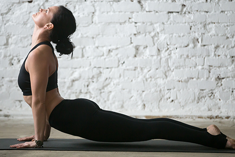 YOGA - Kick the old year in the ...